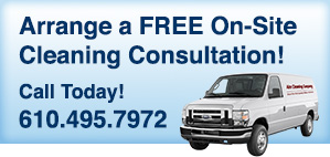 Arrange a FREE On-Site Cleaning Consultation!